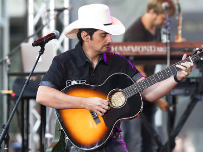 brad paisley, country music