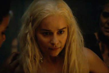 Daenerys Targaryen Khaleesi Game of Thrones season 6