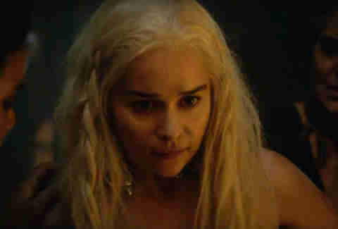 Daenerys Targaryen Khaleesi Game of Thrones season 6