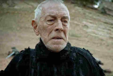 max von sydow three-eyed raven game of thrones