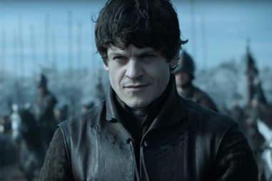 Ramsay Bolton Game of Thrones season 6