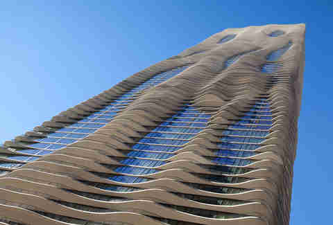 Aqua Tower Chicago