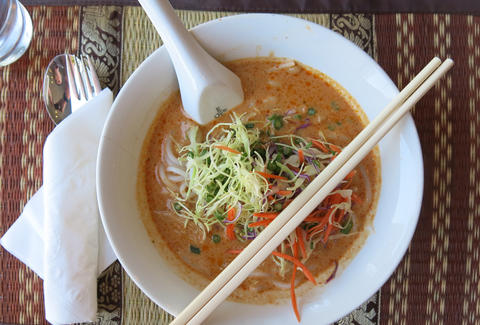 Maneelap San francisco laotian food