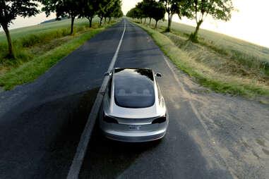 Millennial sensibilities is a Tesla Forte