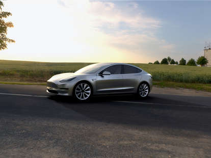 The Model 3 is a millennial's dream car
