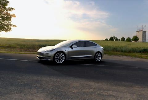 The Model 3 is a millennial's dream car