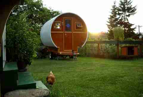 Airbnb'S Coolest Tiny Houses In America - Thrillist
