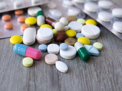 prescription pills and drugs