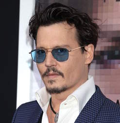 Johnney depp