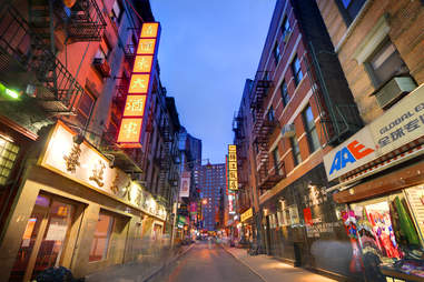 chinatown new york city nyc