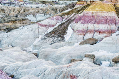 Paint Mines Interpretive Park, Colorado