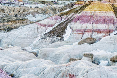 Paint Mines Interpretive Park, Colorado