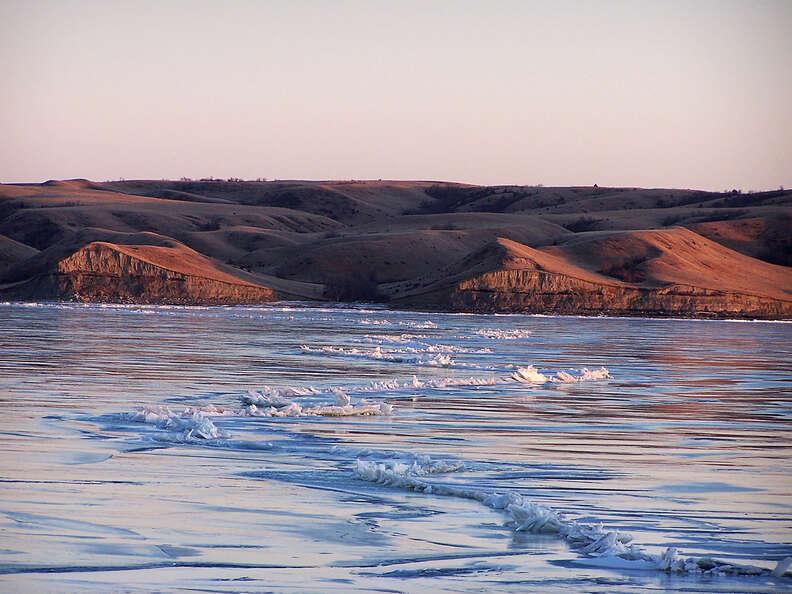 Lake Sakakawea State Park, North Dakota