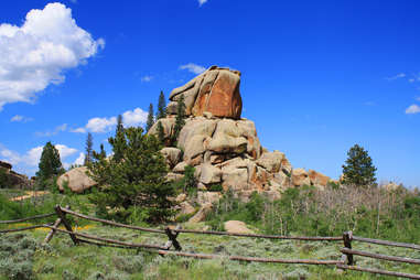 Vedauwoo, Wyoming