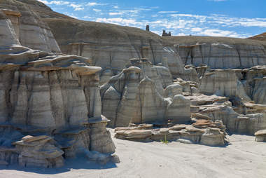 Bisti Badlands Wilderness Area, New Mexico