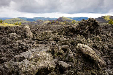 Craters of the Moon National Monument, Idaho
