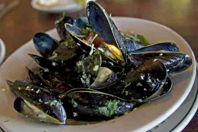 penn cove mussels seattle
