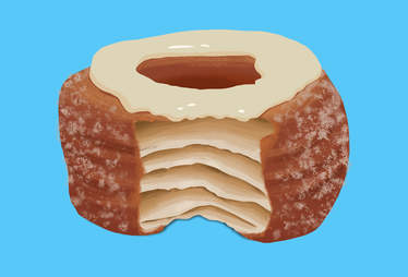 Cronut, Dominique Ansel Bakery