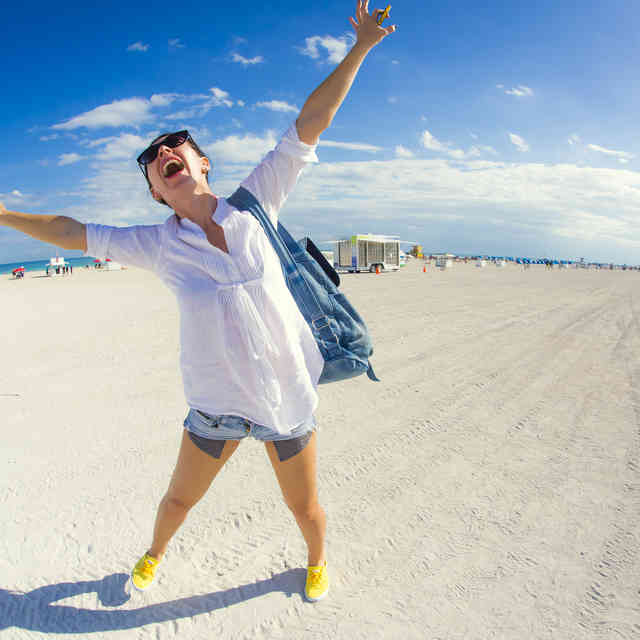 The 7 Stages of Living in Miami