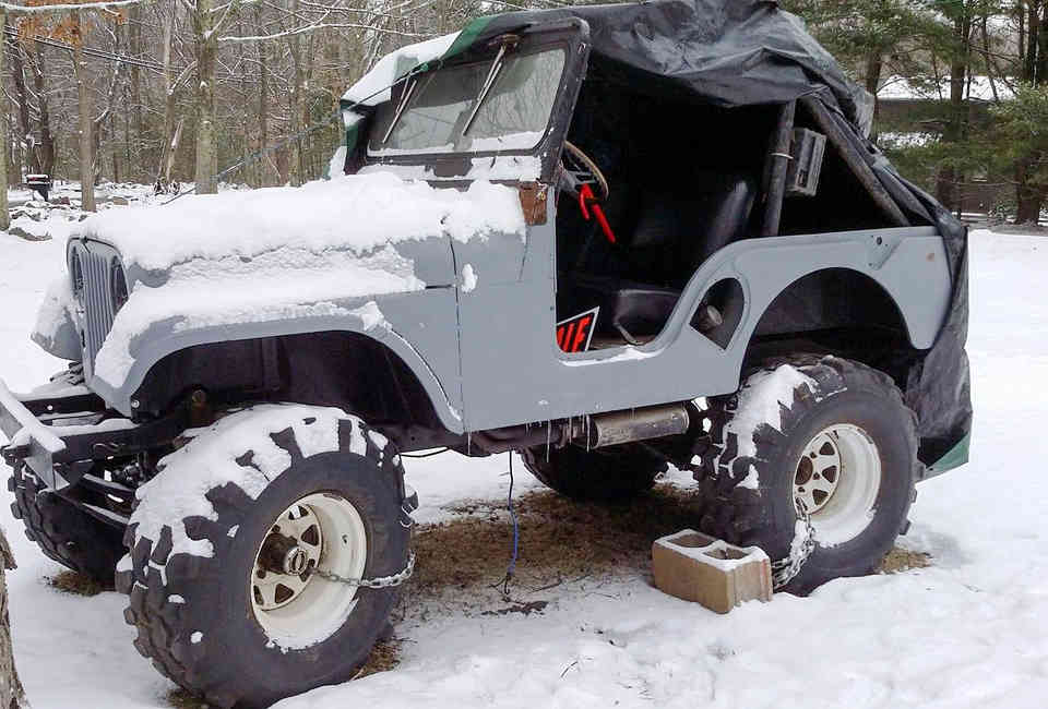 Classic Jeeps For Sale >> Classic Jeeps You Can Buy For Under 5 000 Thrillist