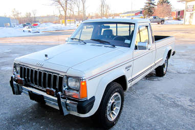 1986 Jeep Comanche XLS For Sale