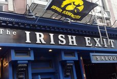 The Irish Exit