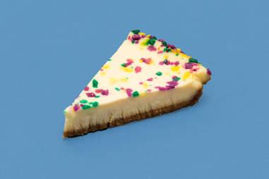 Mardi Gras Cheesecake popeyes