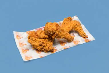 Bonafide Chicken - Spicy popeyes