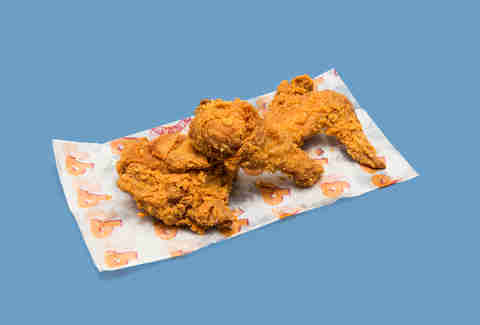 Bonafide Chicken - Spicy popeyes