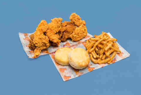 Every Menu Item at Popeyes, Ranked