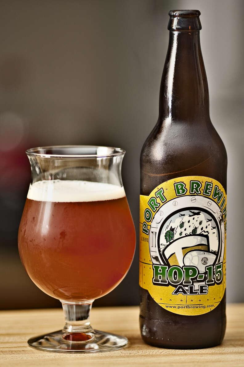 Port Brewing Hop-15