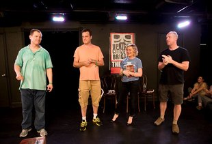 Upright Citizens Brigade Theatre