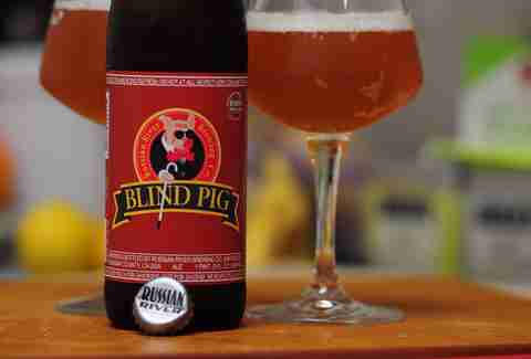 Russian River Blind Pig IPA