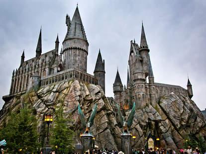 hogwarts, hogwarts castle, the wizarding world of harry potter