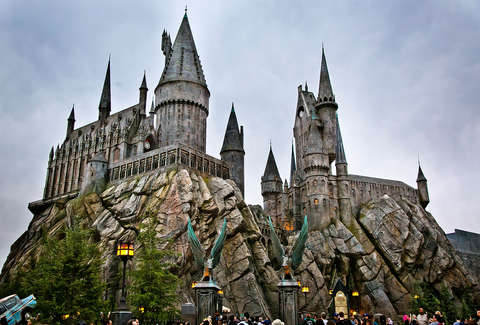 hogwarts, hogwarts castle, the wizarding world of harry potter