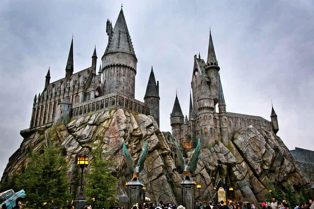 Wizarding World Of Harry Potter Hogwarts