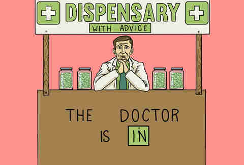 dispensary doctor