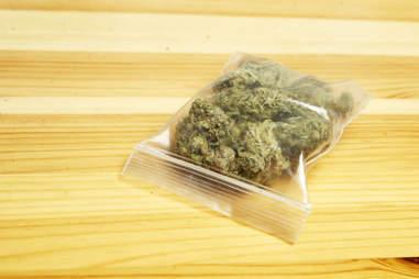 marijuanan bag