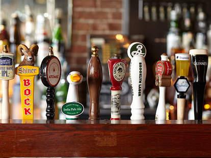 Legion Bar on tap new york williamsburg thrillist