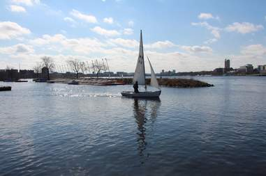 Community Boating Inc. Boston, MA