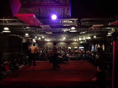 wrestling James Ballentine VFW Post #246