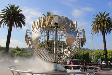 Universal Studios Hollywood, Universal Studios entrance