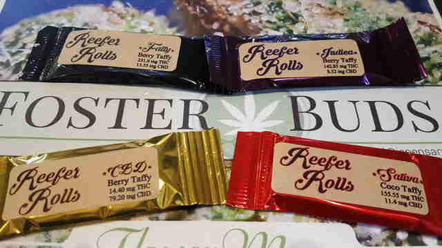 foster buds weed candy portland