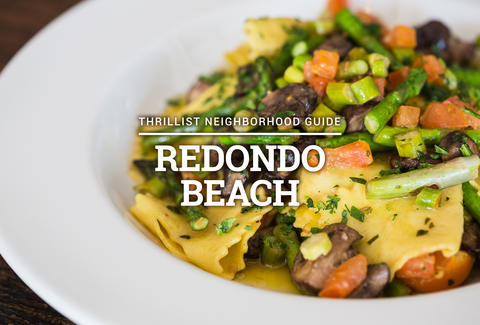 Courtesy Of We Design La Edited Los Angeles Welcome To Redondo Beach