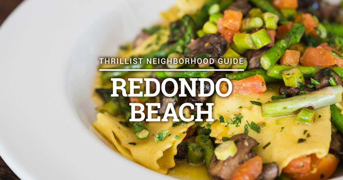 Best Places To Eat In Redondo Beach