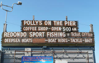Polly's On The Pier