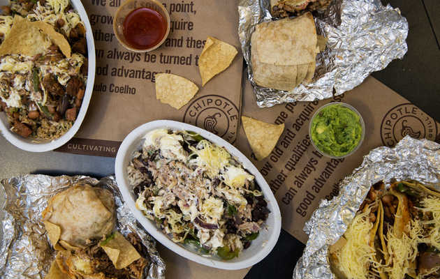 The Chipotle Diet: How to Lose Weight and Get Abs While Eating Tex-Mex