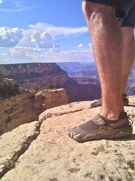 Grand Canyon hiking shoes