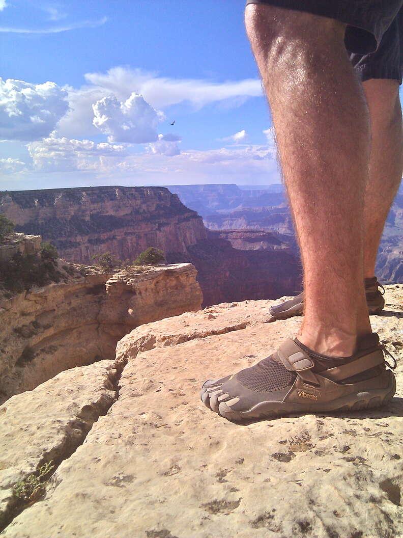 Grand Canyon hiking shoes