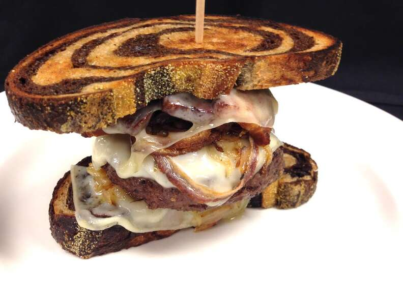 Grand Daddy Patty Melt at III Forks